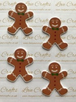 Gingerbread Laser Resin