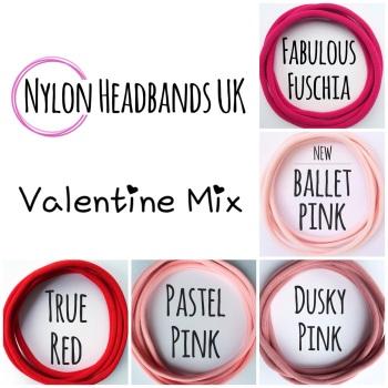 Pack of 5 Dainties - Valentine Mix