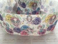 Flower Fairies Grosgrain Ribbon