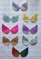 Glitter & AB Wing