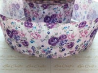 Grace Floral Grosgrain Ribbon
