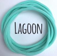 Pack of 5 Dainties - Lagoon