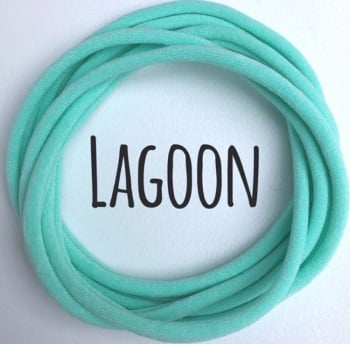 Pack of 5 Dainties - Lagoon