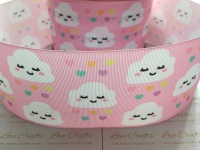 Cloud Cuties Grosgrain Ribbon