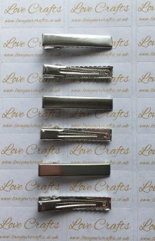 10 - 40mm NEW Alligator Hair Clips