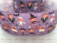 Halloween Dress Up Grosgrain Ribbon