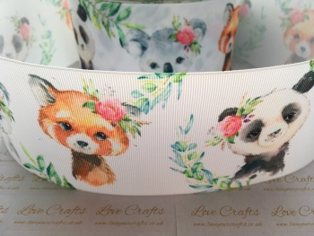 Animal Cuties Grosgrain Ribbon