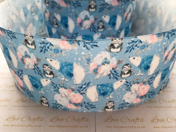 Winter Wonderland Grosgrain Ribbon