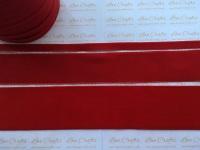 #260 Scarlet Velvet Ribbon