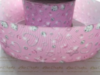 Sparkle Grosgrain Ribbon