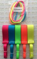 "3/8"" & 1"" Grosgrain Ribbon & Dainties Bundle 6"