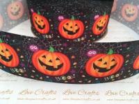 Pumpkin Boo! Grosgrain Ribbon