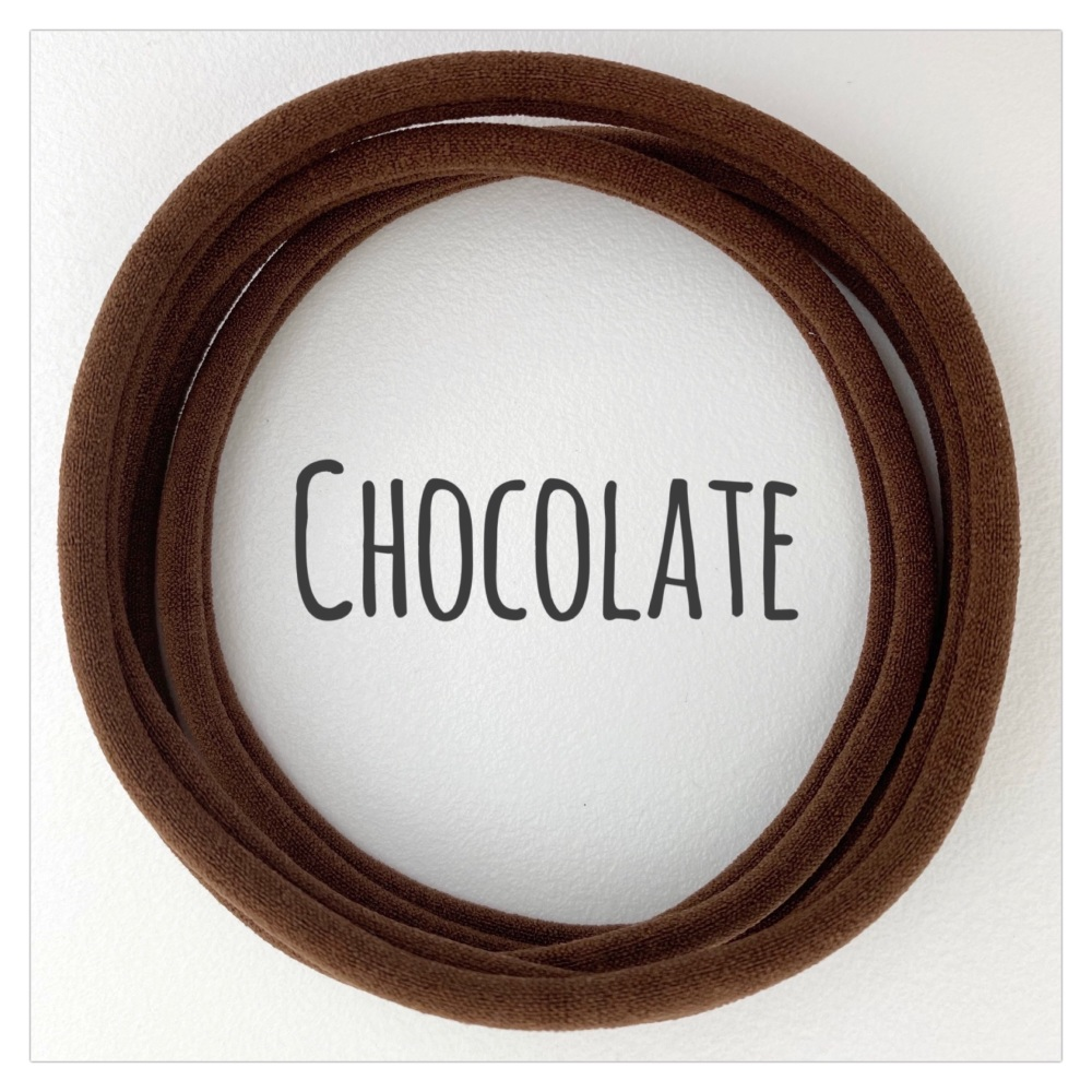 Pack of 5 Dainties - Chocolate