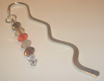 Swarovski Crystal Bookmark