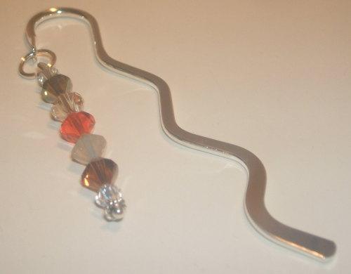 Swarovski Crystal Bookmark