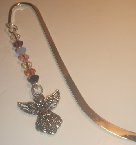 Swarovski Angel Bookmark