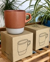 Kinto Stacking Coffee Mug in 4 colours