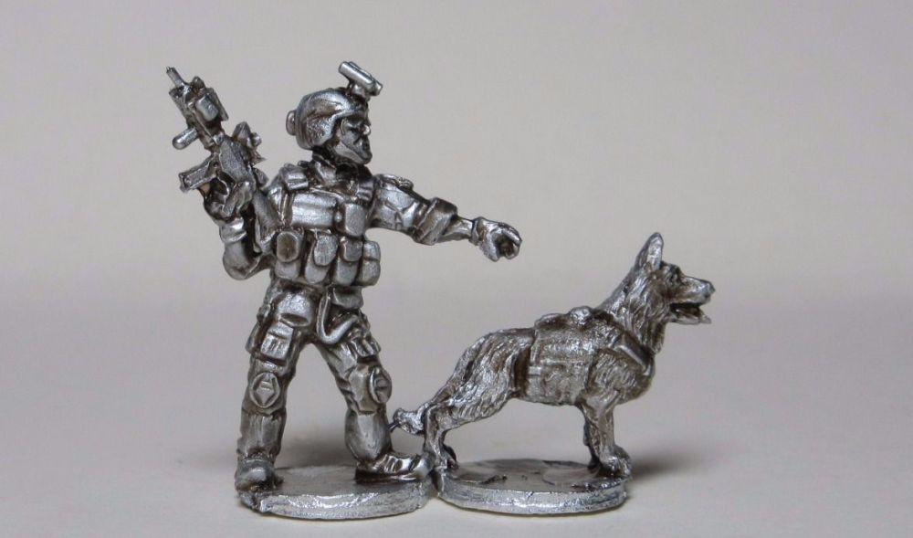 REF12 Ranger Dog Handler and Dog from 2010+