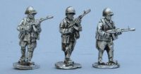CWR23 Soviet AK74 riflemen advancing set A