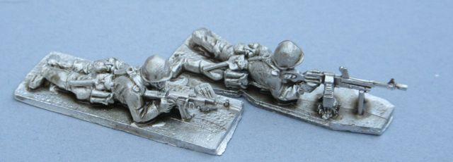 CWR25 Soviet Prone PKM LMG team