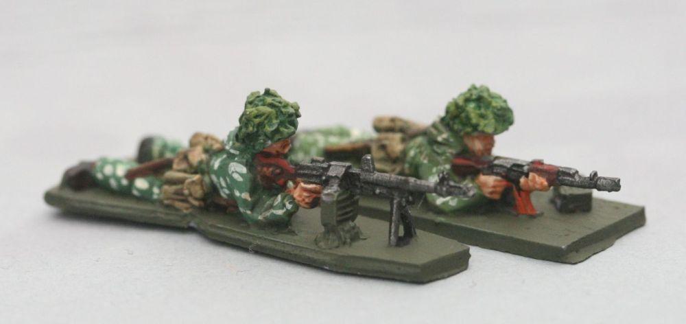 SCS11 Soviet in Camo PKM team prone