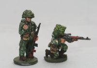 SCS12 Soviet in Camo snipers with SVD Drugnov