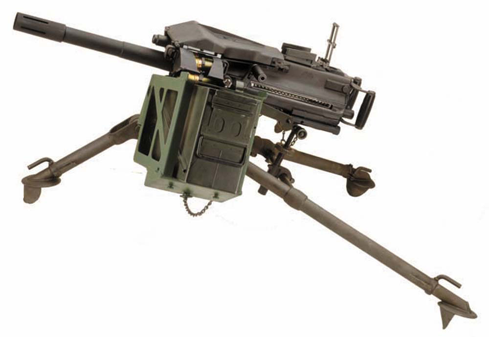 GUN32 MK19 Automatic Grenade launcher