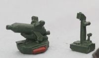 GUN33 Soviet AT3 Sagger Anti Tank Missile and Launcher