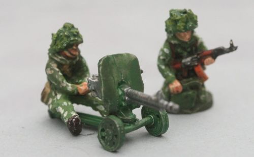 SCS18 Soviet Camo DHSK and crew