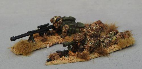 REF16 Ranger .50 sniper team prone