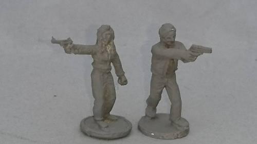 SRV16 Survivours/Insurgent/Criminal armed with Shotguns
