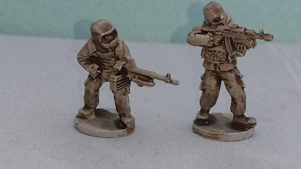RUS10 Pro Russian Militia/Russian SF Heavy Support