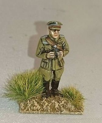 DAN05 WW2 Danish Officer