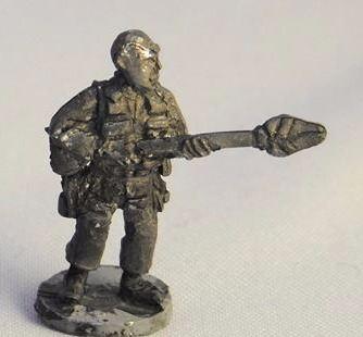 LTD21 Modern day Cosplayer with pugel stick