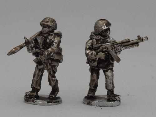 RUS12 Modern Russian RPK and RPG7