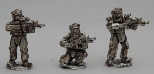 NUU02 Future Concept US Infantry Skirmishing