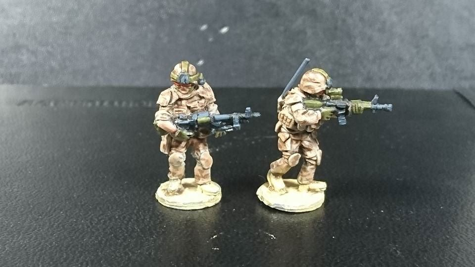 CAN06 Modern Canadians C6 GPMG and RTO