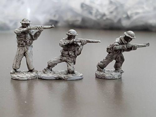 USP01 Early USA (Kellys Helemts and Springfield rifles) Riflemen skirmishin