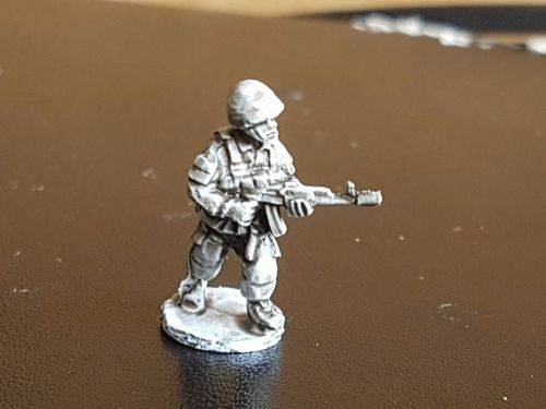 LTDAFG Test VDV Miniature to see which is more popular