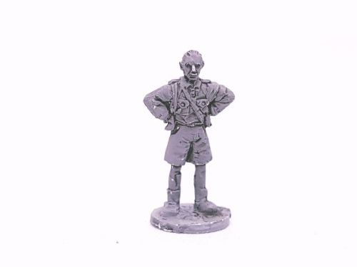 P42 Fascist Leader figure in big shorts