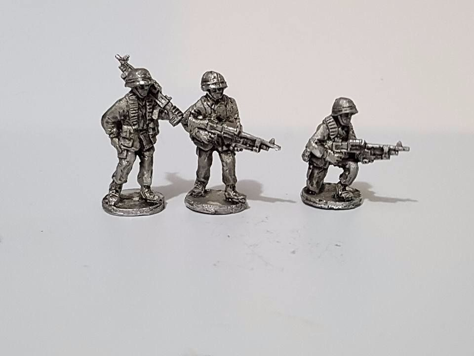 NAT11 Generic NATO FN MAG GPMG gunners for nations that used the FNMAG