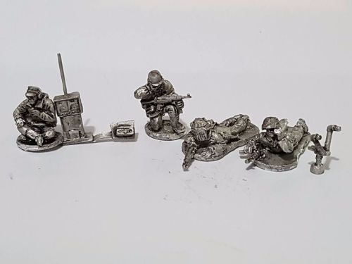 SSL16 Waffen SS late war mixed weapons/uniforms OP and RTO