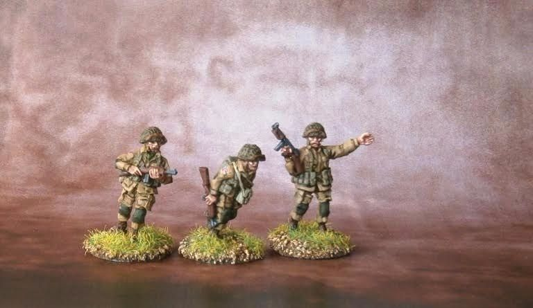 UPN05 US Paras Normandy Command