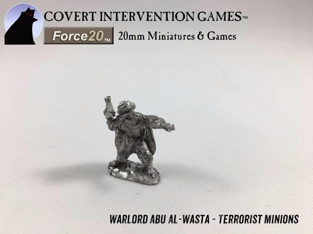 TM0102 M.A.D. Terrorist Minions - Warlord Abu Al-Wasta