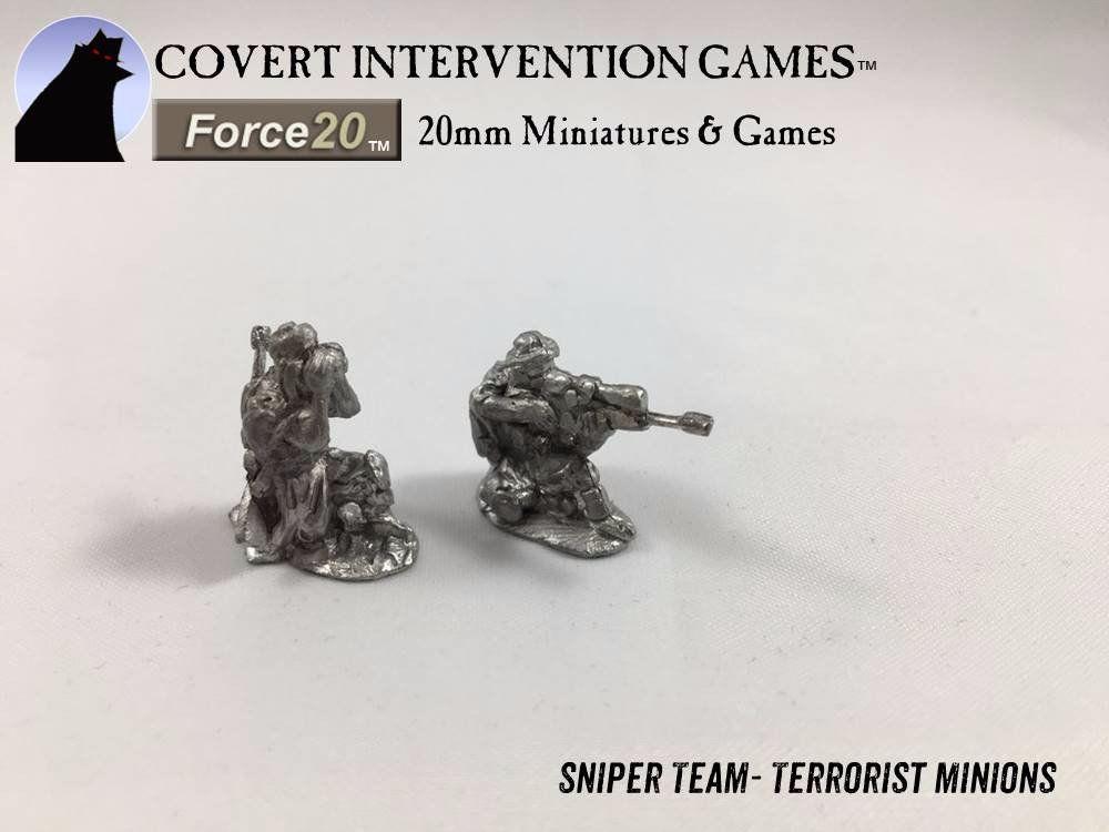 TM0003 Terrorist Minions - Sniper Team