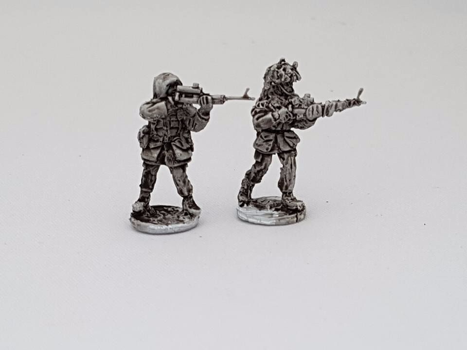 BAOR31 British Army Snipers