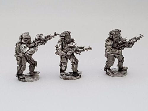 NUU03 Future Concept US Infantry GPMGs