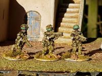 Mk402 Modern British with L85A2 Plus Grenade Launchers