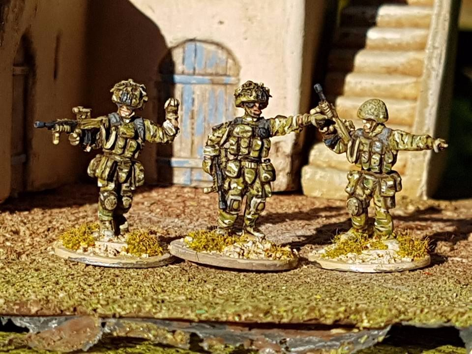 Mk404 Modern British with L85A2 NCO/Squad leaders