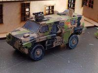 VMA01 Modern Australian Bushmaster with RWS GPMG